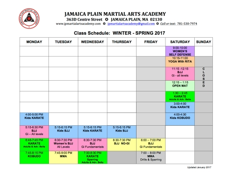 2017-winter-spring-schedule